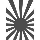 Aufgehende Sonne