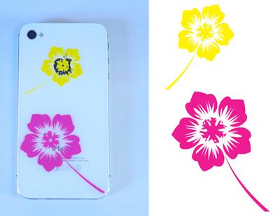 Blumen N.2 für das Iphone