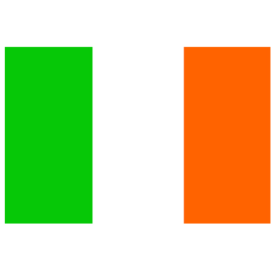 Nationalflagge Irland