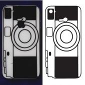 Kamerasticker für das Iphone
