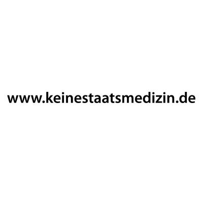 Webadresse www.keinestaatsmedizin.de