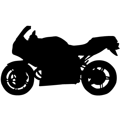Motorcycle Sticker Set