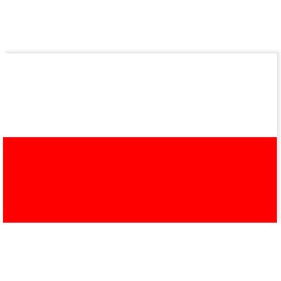 Nationalflagge Polen