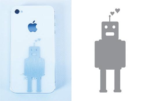 Robot für das Iphone