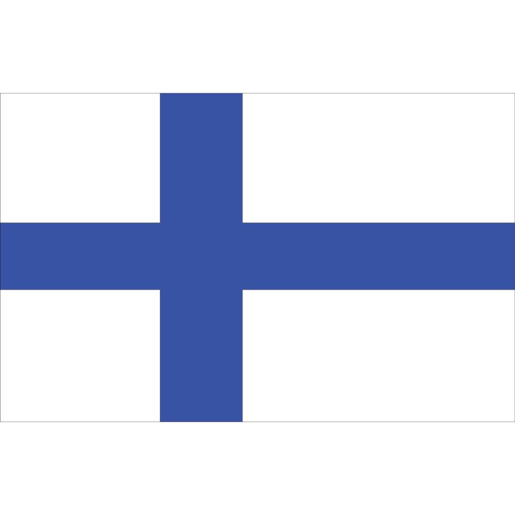 Nationalflagge Finnland