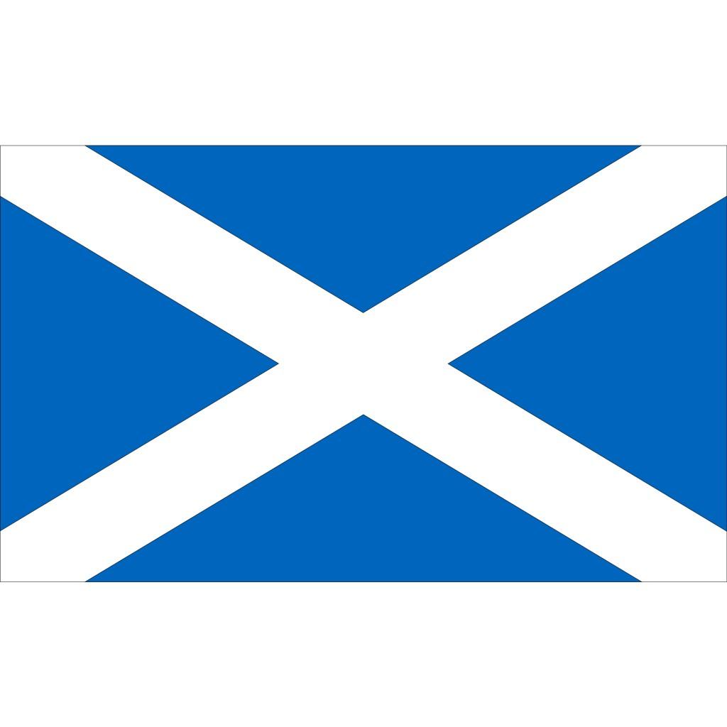 Nationalflagge Schottland