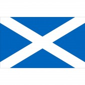 Nationalflagge Schottland