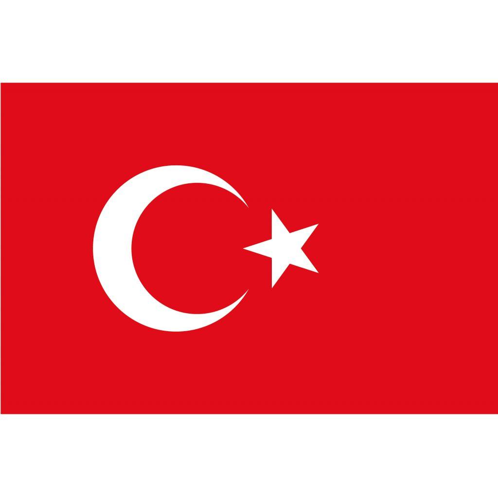 Nationalflagge Türkei