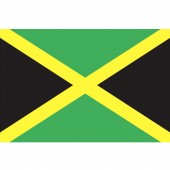 Nationalflagge Jamaica